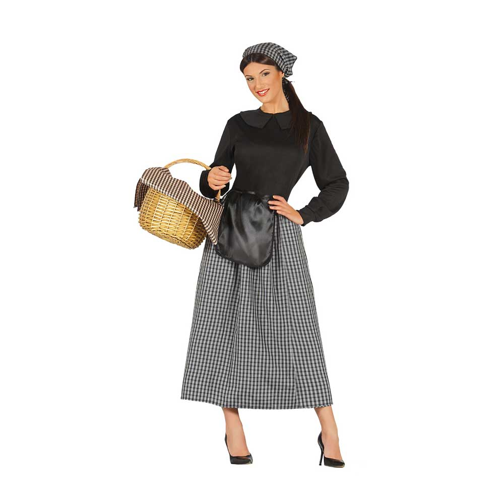 Costume Contadina Solofesta