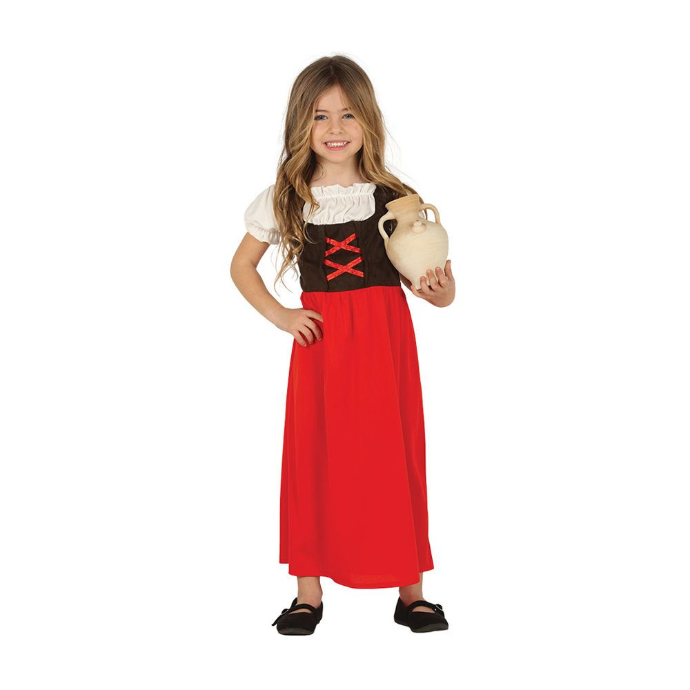 Costume Contadina Bambina Solofesta